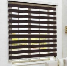 Roller Blind zebra shade custom Vertical Devider Curtain horizontal Window roman