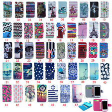 Flip Printed Hybrid PU Leather Case Cover For Samsung Galaxy Ace II-X 2X S7560M