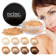 Mineral Makeup Foundation Powder by NCInc Full Cover - Multi-Size Minerals Jar