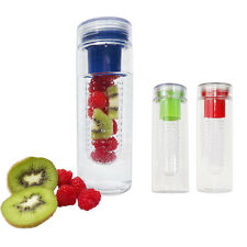 28oz Fruit Infuser Water Bottle - BPA Free