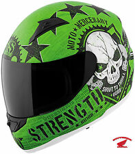 SPEED AND STRENGTH SS1100 MOTO MERCENARY MATTE GREEN
