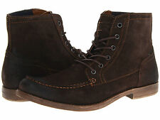 CALVIN KLEIN JEANS Mens PRESCOTT Brown Suede Boots Size 9.5 and 10