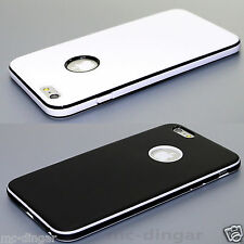 UltraThin Slim Design Soft  Rubber Matte PC Bumper Case Cover For iPhone 6 4.7""