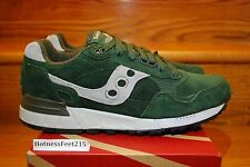 SAUCONY SHADOW 5000 - GREEN/GREY S70158-4 (ITALY RELEASE ONLY) NEW MEN SZ:8-12