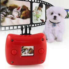 Exquisite Lovely Digital Pet Dog Cat Eye View Camera 0.3 MP Timing Capture CBUS