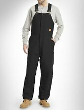 Berne Deluxe Insulated Duck Bib Overalls Casual Male XL Big & Tall