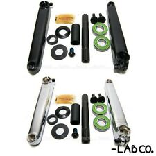 SUNDAY SAKER CRANK BLACK OR CHROME 175MM 3 PIECE BMX CRANKS FIT PRIMO CULT KINK