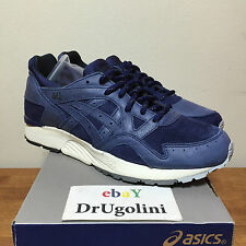 "Asics x Commonwealth Gel Lyte V 9-12 navy patriot blue ""Gemini"" iii 100%AUTHENIC"