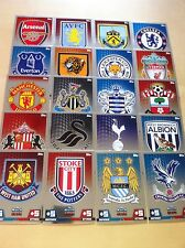 MATCH ATTAX 2014/2015 NEW CARDS CHOOSE THE CLUB BADGES YOU NEED FOR 2014-2015
