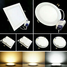 6W/9W/12W/15W/18W/21W Dimmable CREE LED Recessed Ceiling Panel Down Lights Bulb