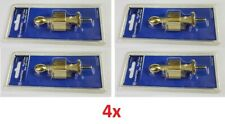 LOT OF 1x, 2x, 3x, 4x Magnet Door Stopper Holder Safety Catch Guard w/ Screws
