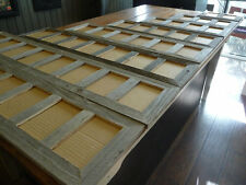 NEW RUSTIC WESTERN RECLAIMED BARN WOOD 5 PICTURE 4X6 PHOTO 5X7 FRAME DECOR