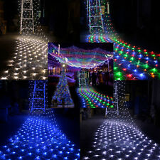 4.2M x 1.6M 300leds LED net light fairy lights christmas xmas party wedding