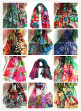 Hot Desigual great colorful scarf scarf shawl sarong scarf colorful iridescent
