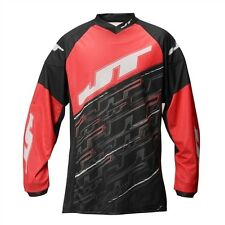 JT Tournament Paintball Jersey - Red - Small-XXXL