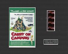 Carry On Camping - 35mm Film Cell Display