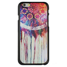 Colourful Dream Catcher Hard Case for iPhone 4 4S 5 5S SE 5C 6 6+ Cover