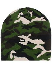 1Pc or Wholesale Lot 6 Pcs Adult Beanies - Winter Cap - Camouflage (#EZWCA-CAM2)