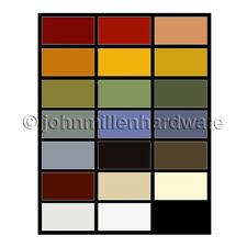 1 Pint Old Fashioned Milk Paint, 20 Color Options