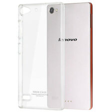Original IMAK DIY Clear Crystal Hard Slim PC back case cover for lenovo phones