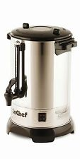 LeChef Hot Water Urn/Pot -- 30 - 75 Cups With Shabbat/Yom Tov mode