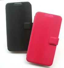 1x Flip Leather Case  Cover For Sky 5.0D 5.0W 14.5