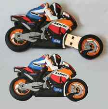 Genuine motorcycle Model USB 2.0 Flash Memory Stick Drive 4-32GB HH71