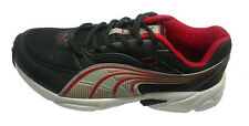 Puma Black and Red Sports Shoes - 18801501