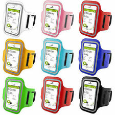 Sports Cycling Gym Running Armband Arm Band Case Cover Holder for i Phone 5 5s 6