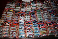 disney Pixar Cars Diecast SUPERCHARGED Selection to add to your bundle CARDED
