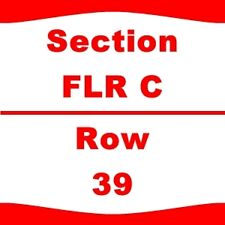 4 TIX OneRepublic & Lights - The Musician 5/2 Rogers Arena Sect-104