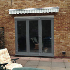uPVC Bifolding Patio Doors | White, Oak, Grey, Rosewood, Cream | High Quality