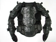 Racing Motorcycle Body Armor Spine Chest Protective Jacket Gear S M L XL XXL 3XL