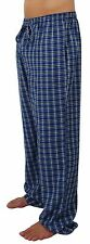 MG - 1 flannel pajama pants with long legs 100 % cotton check design