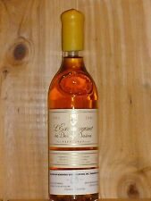 OH HOW SWEET IT IS!!!   BETTER THAN CHATEAU D'YQUEM???  98-100 PT SAUTERNES!!!