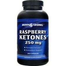 BODYSTRONG Raspberry Ketones (500mg) in 90 – 180 &  caps Buy 1 – 2 – 3  or more