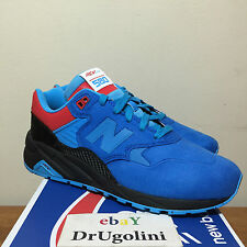 New Balance x Shoe Gallery MRT580SG 7-12 blue black TOUR DE MIAMI 580 RevLite