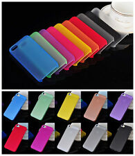 0.3mm Ultra Thin Slim Crystal Clear PP Hard Case Cover for Apple iPhone 6 4.7""