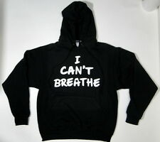 I CANT BREATHE HOODIE Protest Police Eric Garner Mike Brown Trayvon Can't Shirt