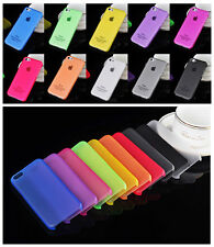 New 0.3mm Ultra Thin Slim Crystal Clear PP Hard Cover Case for Apple iPhone 5C