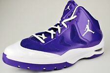 NIKE JORDAN PLAY IN THESE II VARSITY PURPLE WHITE 510581 500 BRAND NEW