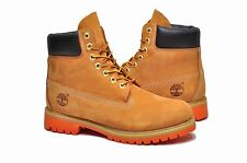 Timberland Men's Boot 6 Inch Premium 6326A Wheat Orange