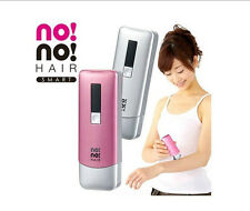 No No Hair Face Body Hair Removal System Kit Model 8800 w/ Thermicon Tips 4Color