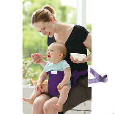 Baby Kid Toddler Dining Eat Feeding Chair Harness Travel Safety Seat Belt 6Color