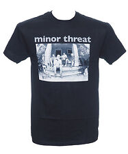 MINOR THREAT - SALAD DAYS - Official T-Shirt - Hardcore Punk - New M L XL