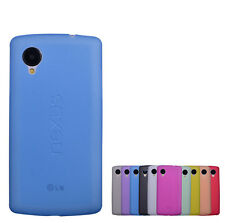 Hot Ultra Thin Slim 0.3mm Crystal Clear PP Hard Case Cover For LG Google Nexus 5