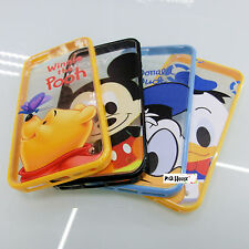 New Disney Cartoon mickey Winnie Hard Plastic Case Cover For Apple IPhone 5s 5