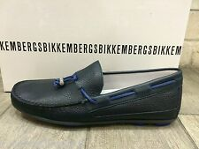 Dirk Bikkembergs Mens Moccasin Shoes Low Sneakers Trainers BKE106985 New In Box