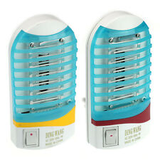 LED Socket Electric Insect Trap Mosquito Bug Night Lamp Killer Zapper Excellent