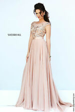 Sherri Hill 11214 Embellished Long Gown